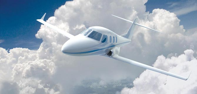 Charter, Buy or Lease Very Light Jets