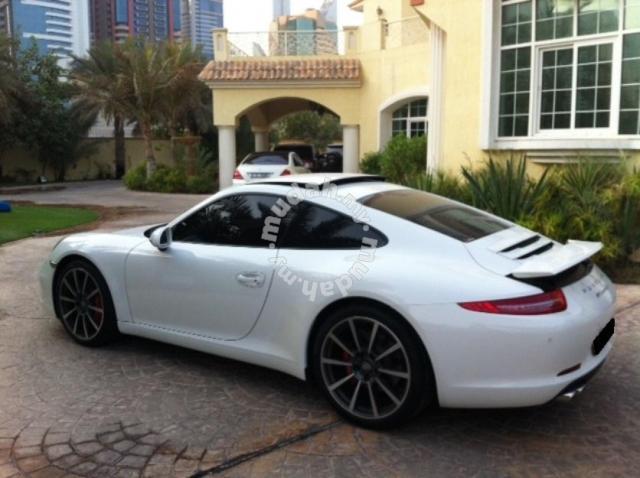 2013 Porsche 911 Carrera 3 4 991 Sport Chrono Sp