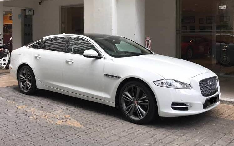 JAGUAR XJL 5.0 SUPERSPORTS