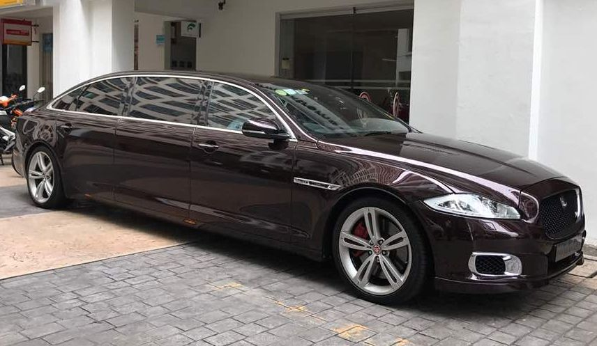 Jaguar XJ Stretch