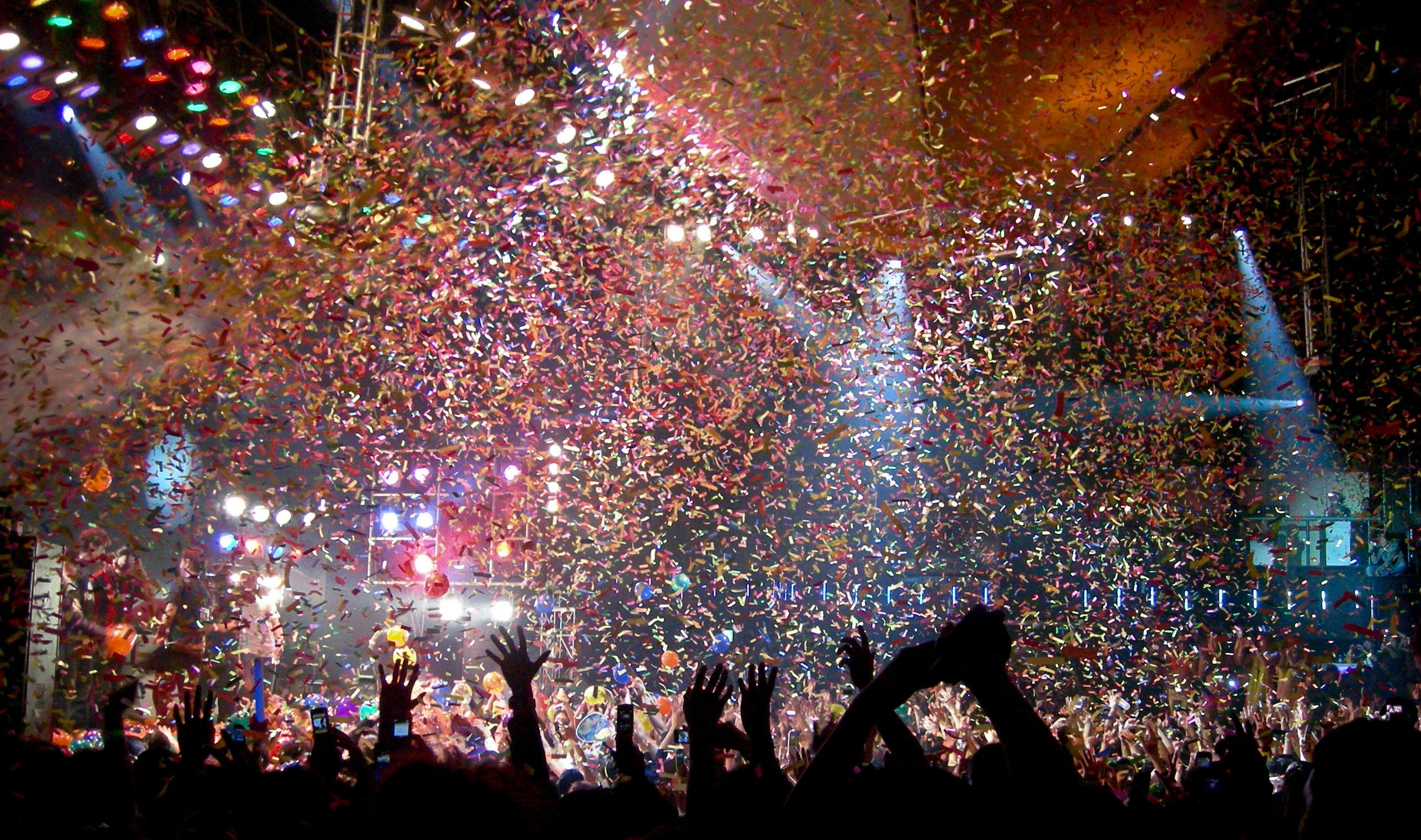 Confetti For Events Machines Amp Events Equipment Rental
