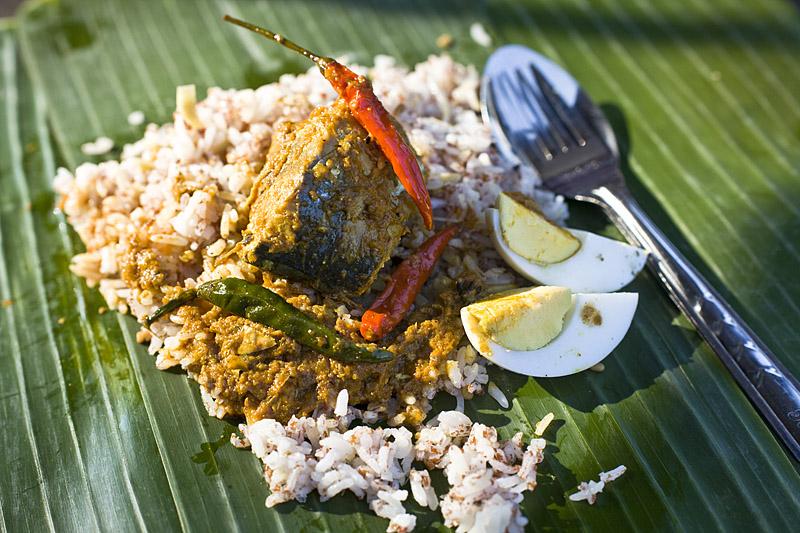 Nasi Dagang Asli Pantai Timur