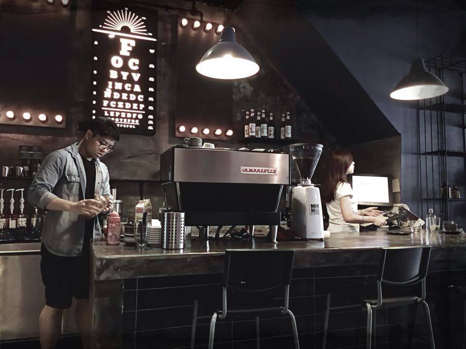 Kafe hipster sekitar Johor Bahru