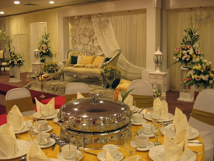 Pakej: Majlis Perkahwinan / Pertunangan / Kenduri Doa Selamat