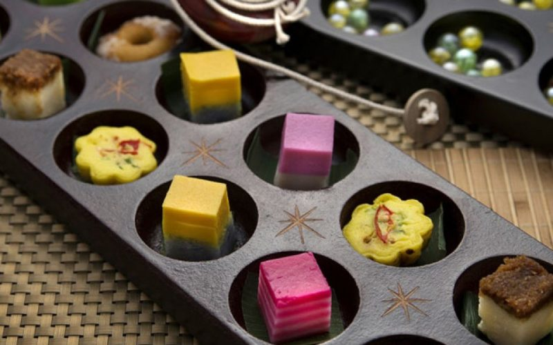 Pakej: Sarapan (Breakfast) & Minum Petang (Hi-Tea)