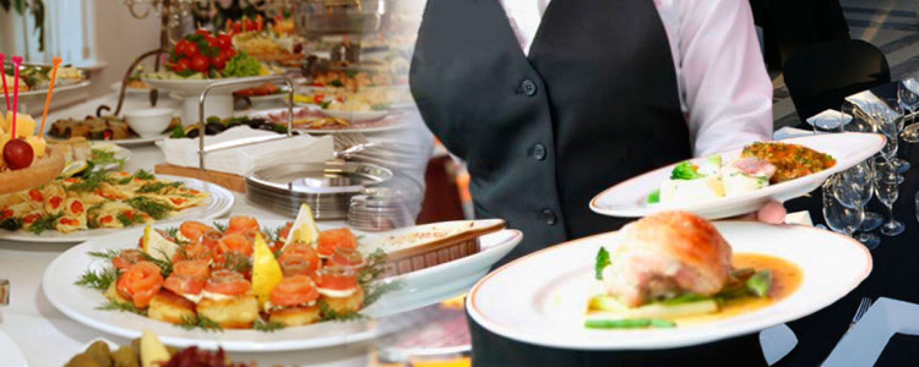 Wedding & Corporate Halal Buffet Catering
