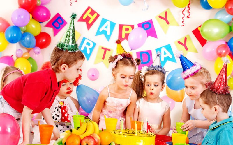 Birthday Party Planner & Organizer