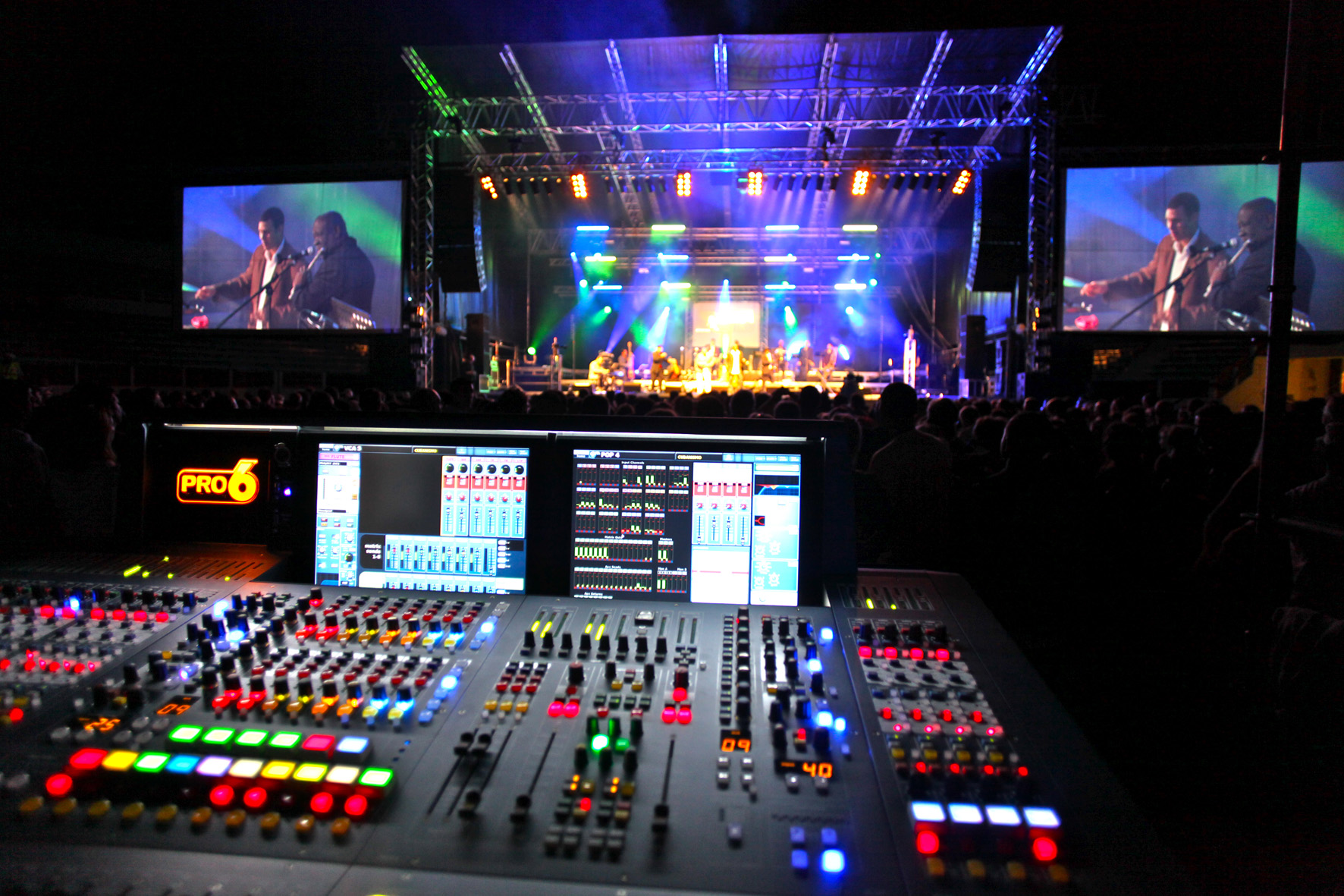 Event Sound & Lighting Service in Malaysia