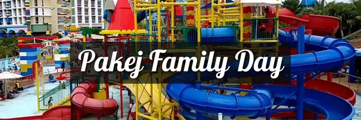 Pakej Percutian Keluarga/Family Day