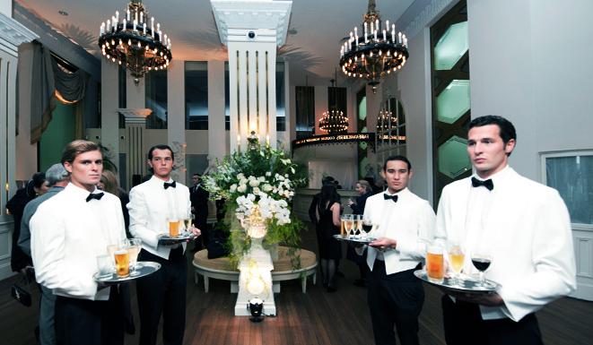Event Waiter Service