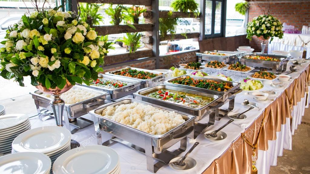 Buffet Catering Service In Malaysia