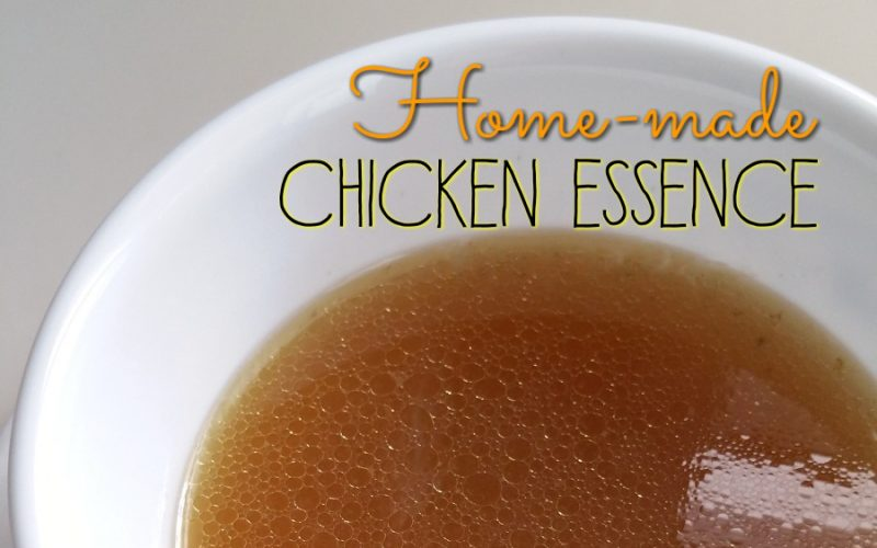 Halal Chicken Essence Manufacturer & Supplier (Homemade)