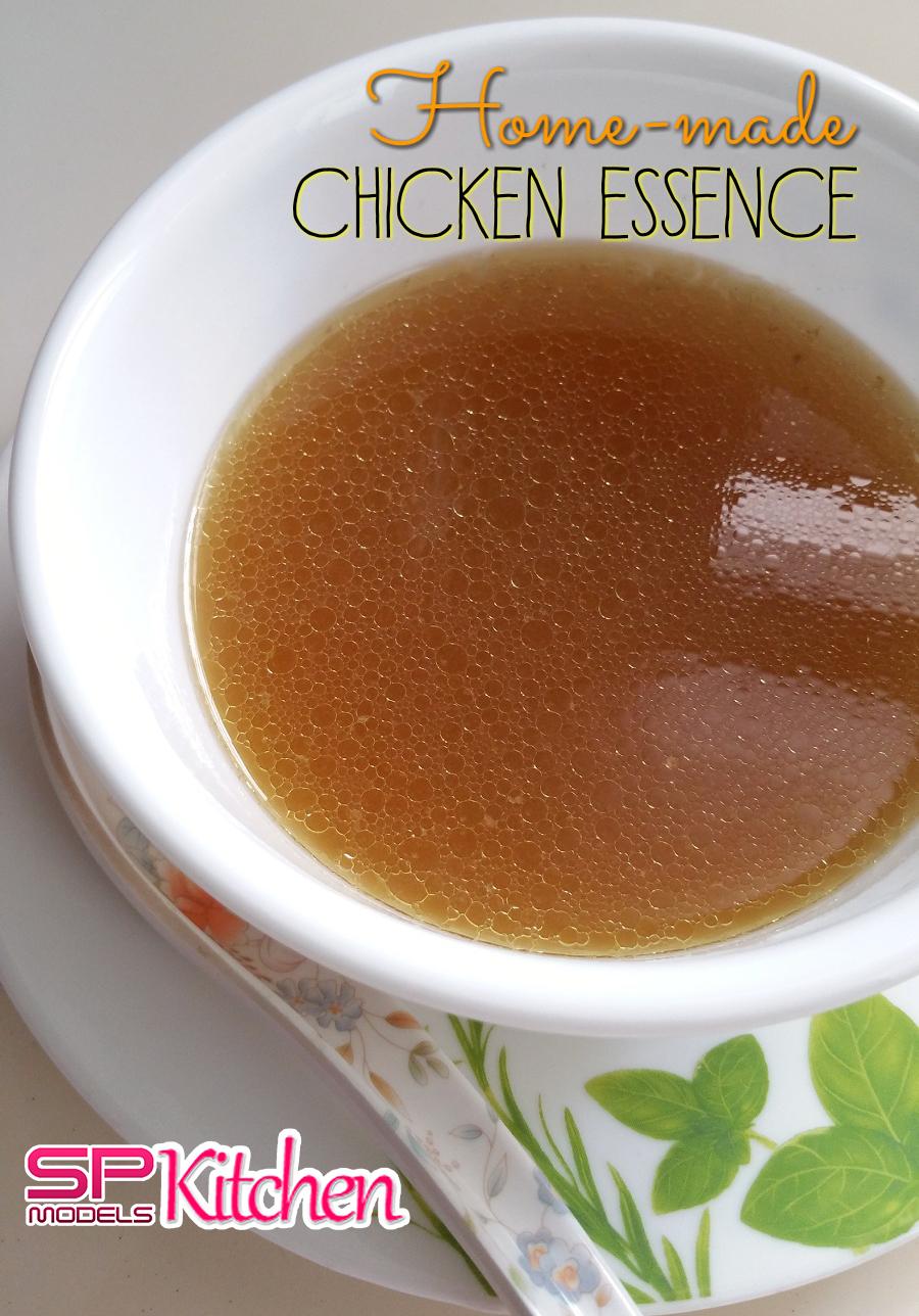 Halal Chicken Essence Manufacturer & Supplier (Homemade)