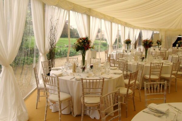 Table & Chair Rental Service