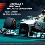 Formula 1 GP Kuala Lumpur 2015