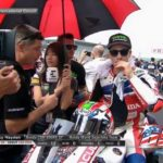 Superbike world Championship International Sepang 2016 (Honda Team)