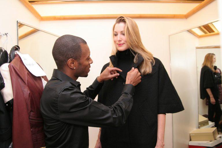 Professional Fashion Stylist & Dresser Services