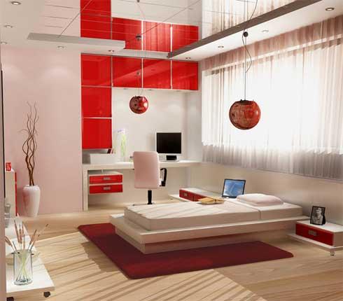 Modern-bedroom-for-women