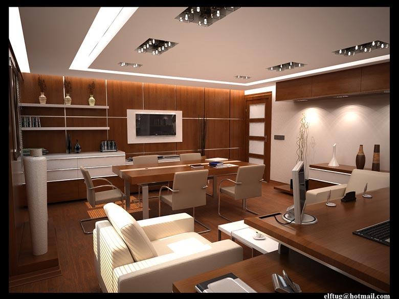 Boss Room Interior Premium Luxury Sp Models Triump