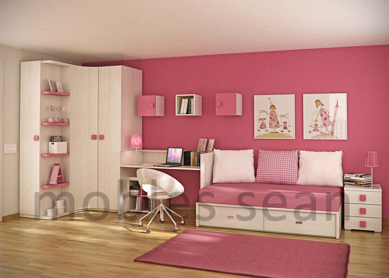 storage_ideas_for_kids_bedrooms