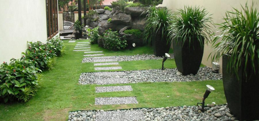 Garden landscape contractor design installation for Backyard design ideas malaysia