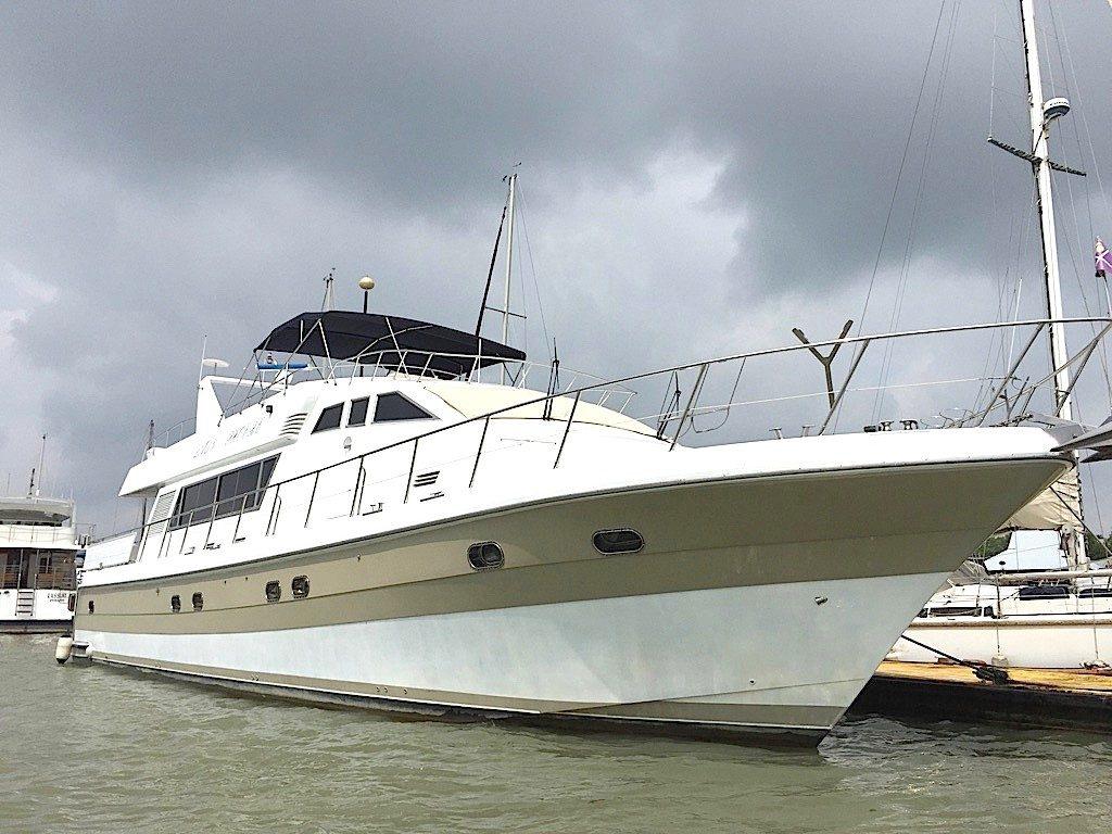 Lady Phoebe Yacht